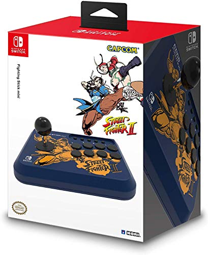 Switch Fighting Stick Mini Street Fighter (Chun-Li Edition) [