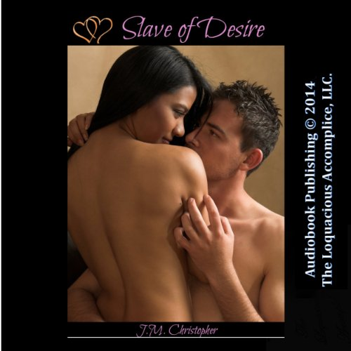 Slave of Desire audiobook cover art