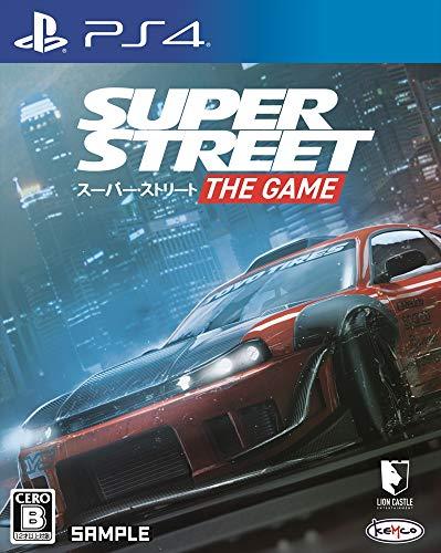 スーパー・ストリート: The Game - PS4