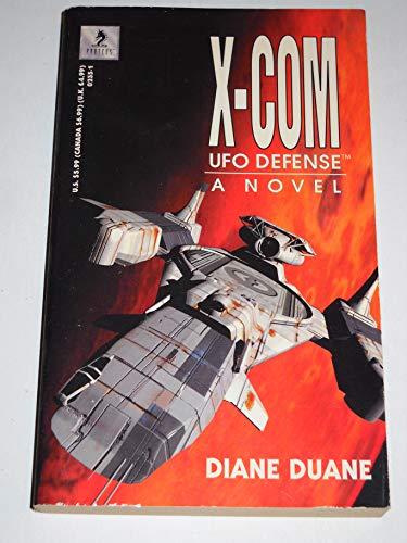X-Com: Ufo Defense: A Novel