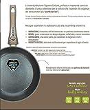 Zoom IMG-2 tognana diamantea padella alluminio bronzo