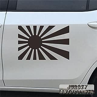 Best black rising sun flag Reviews