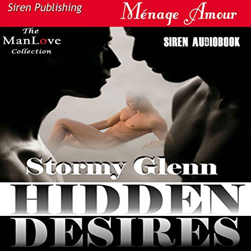 Hidden Desires audiobook cover art