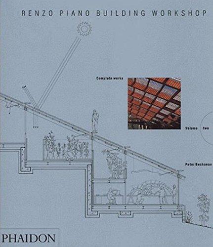 Renzo Piano Building Workshop - Volume 2 (Renzo Piano Building Workshop (Paperback))
