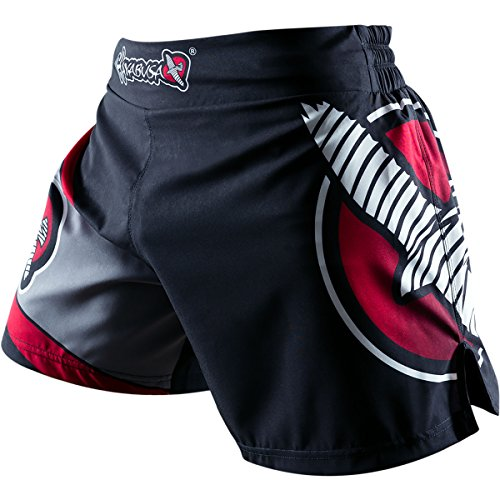 Hayabusa Kickboxing Shorts 2.0 Black
