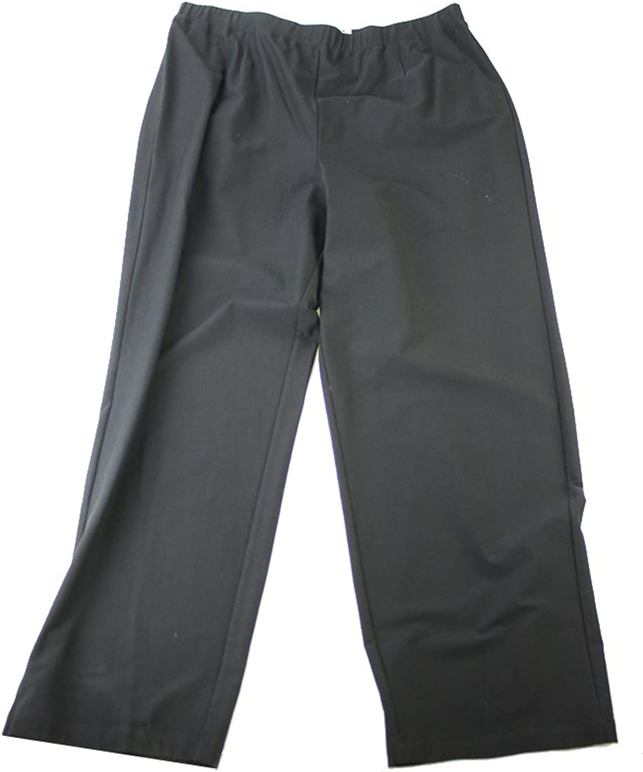 EileenFisher Black Pull On Pants X