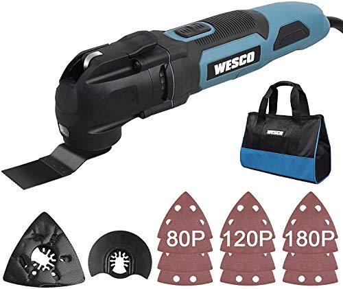 Wesco WS5123K.1 - Utensile multifunzione da 300 W