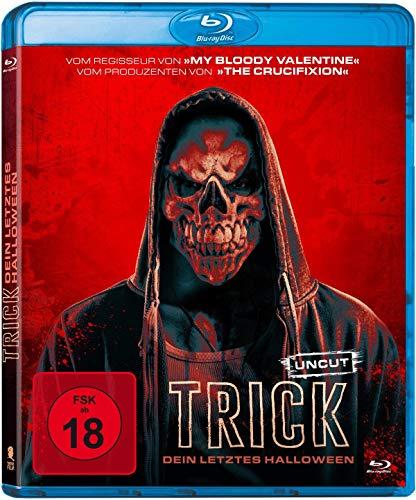 Trick - Dein letztes Halloween - Uncut [Blu-ray]