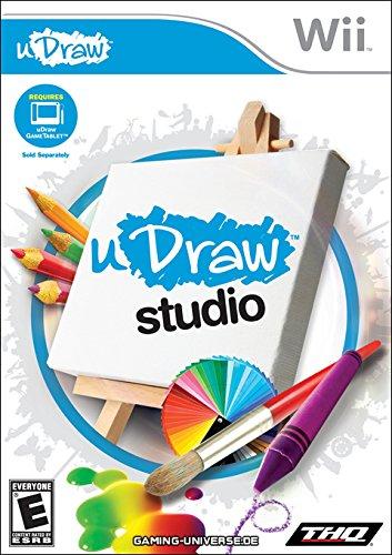 Nintendo Wii uDraw Studio Game Only