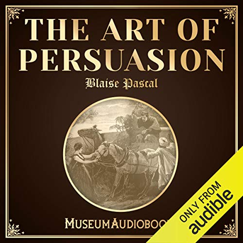 The Art of Persuasion audiobook cover art