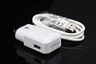 Fast Charge MicroUSB Kit for LG Magna! True Quick Charging uses dual voltages up to 50% faster charge!