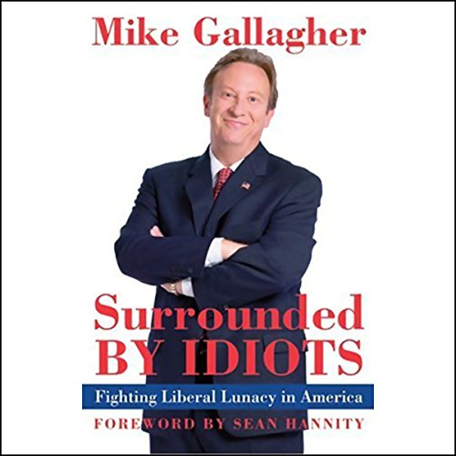 Surrounded By Idiots audiobook cover art