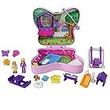 Polly Pocket Cofre Patio Mariposa (Mattel GTN21)