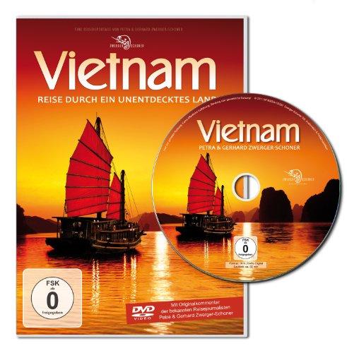 Vietnam - Reise durch ein unentdecktes Land   Eine erfrischend andere Reisereportage auf DVD
