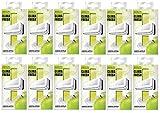 Areon Clima Fresh Ambientador Manzana Verde Casa Aire Acondicionado Olor Fruit Original Perfume Hogar Salón Habitación Oficina Tienda Duradero Moderno ( Green Apple Pack de 12 )