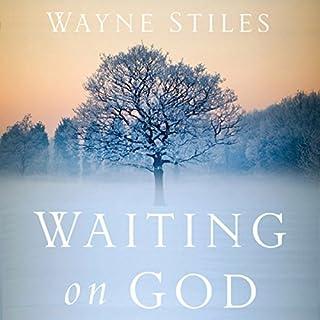 Waiting on God audiobook cover art