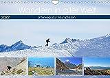 Wandern in aller Welt (Wandkalender 2022 DIN A4 quer)