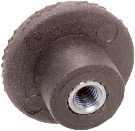New Orleans Mall RK-28 Soft-Touch Thermoplastic Knurled 1.57 Brand Cheap Sale Venue Inch Knob Diameter
