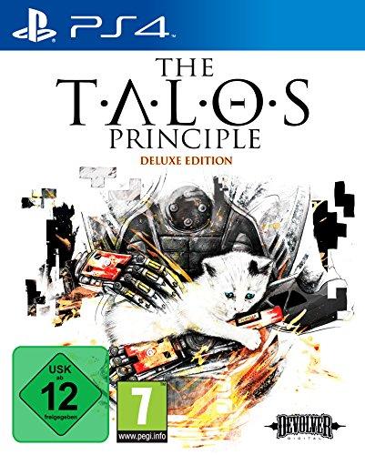 The Talos Principle - Deluxe Edition [Importación Alemana]