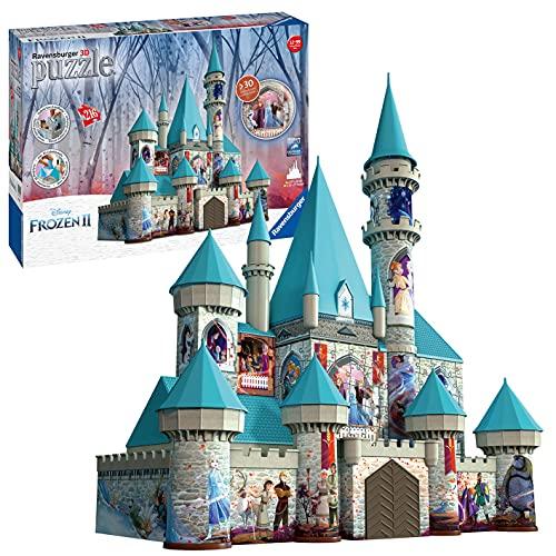 Ravensburger 11156 Ravensburger Disney Frozen 2 Castle 3D Puzzle 216p 3D Puzzle