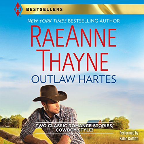 Outlaw Hartes audiobook cover art