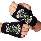 Riverdale Merchandise Jughead Jones TV Movie Southside Serpents Costumes Fingerless Gloves Halloween Costume Cosplay- Black
