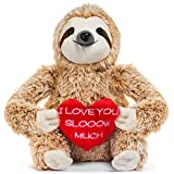 Sloth Gifts - Sloth Stuffed Animal for Kids, Girlfriend, Boyfriend
