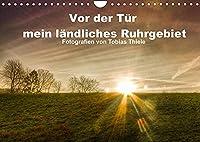 Vor der Tuer mein laendliches Ruhrgebiet (Wandkalender 2022 DIN A4 quer): Atmosphaerische Bilder der laendlichen Seite des Ruhrgebiets (Monatskalender, 14 Seiten )