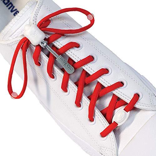 Greeper - Cordones para calzado deportivo - Variedad de colores - 120cm,...