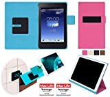 Hülle für Asus MeMO Pad HD 7 Tasche Cover Hülle Bumper | in Pink | Testsieger