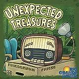 Unexpected Treasures - Juego de cartas (Rio Grande Games RGG484) (versión en inglés)