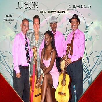 JJ Son Con Jimmy Barnes