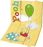 keeeper 18500208054 antek 'winnie the pooh' reise-wickelunterlage honey yellow