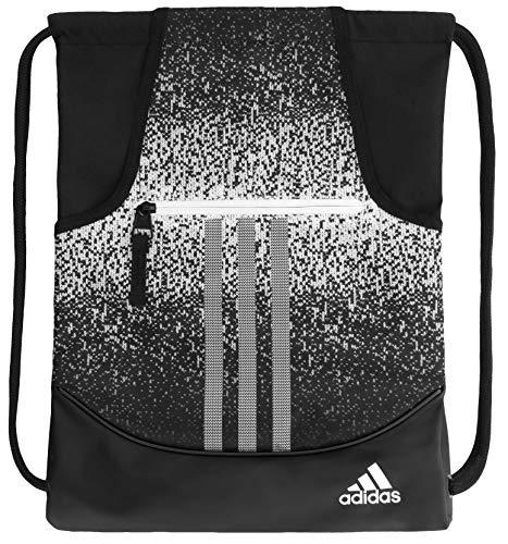 adidas Alliance Sublimierter Prime Rucksack, Unisex-Erwachsene, weiß / schwarz, Einheitsgröße