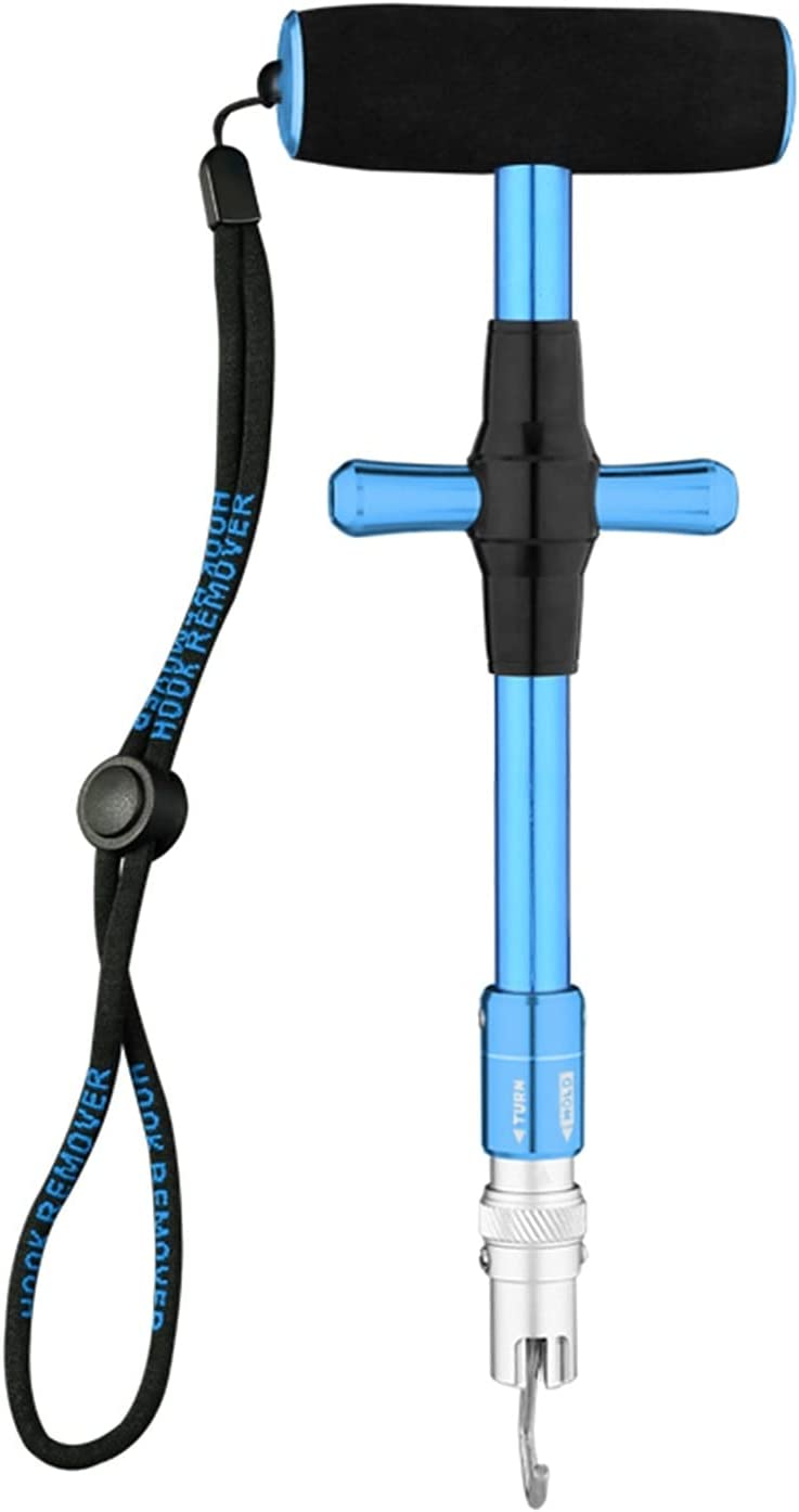 HKDZB Max 43% OFF Portable 2021 Fishing Hook Remover Aluminum D 9.8inch 25cm