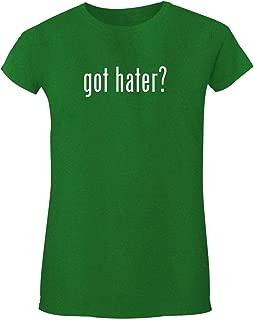got hater? - Soft Women's T-Shirt