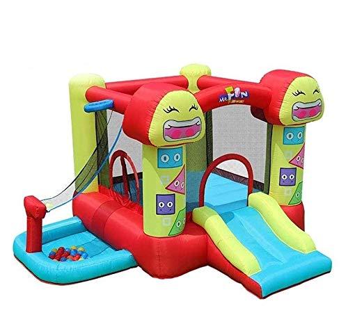 ROM Children s Castle Outdoor Children s Slide Children s Playground Naughty Castle Children s Trampoline Home Children s Jumping Bed Children s Best Toys