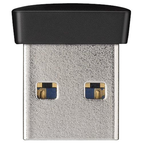 バッファロー USB3.0対応 マイクロUSBメモリー 32GB ブラック RUF3-PS32G-BK 1台