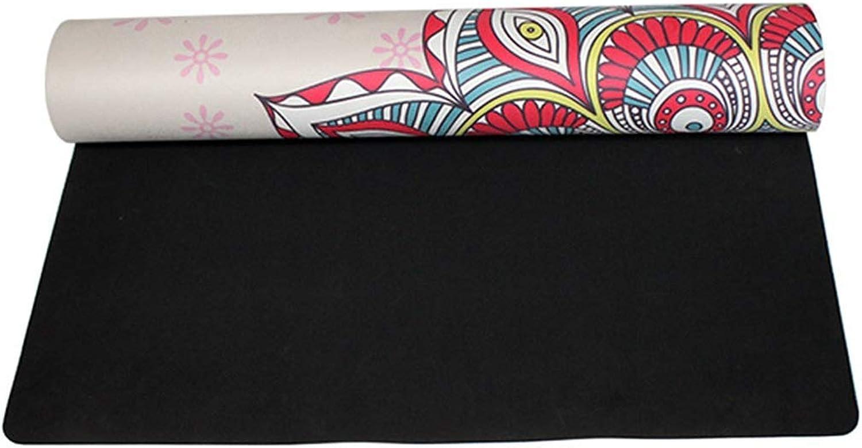KYCD Die Yogamatte ist eine 4-Millimeter grüne und leckere Trainingsmatte Yogamatte.