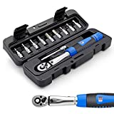 Best Torque Wrenches - Bicycle Torque Wrench 1/4 Inch Drive Click Torque Review