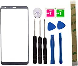 Replacement Screen Repair Front Outer Top Glass Lens Cover for LG Stylo 4 Q710 Q710MS Mobile Phone Parts and Tools (No LCD and Touch Digitizer)