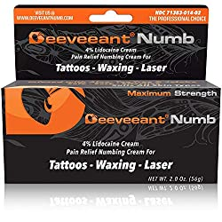 The 21 Best Numbing Creams for Tattoos Reviews & Guide for 2019