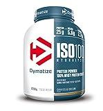 Dymatize ISO 100 Cookies&Cream 2,2kg - Hidrolizado de Proteína de...