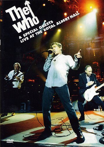 The Who & Special Guests - Live at Royal Albert Hall [2 DVDs]