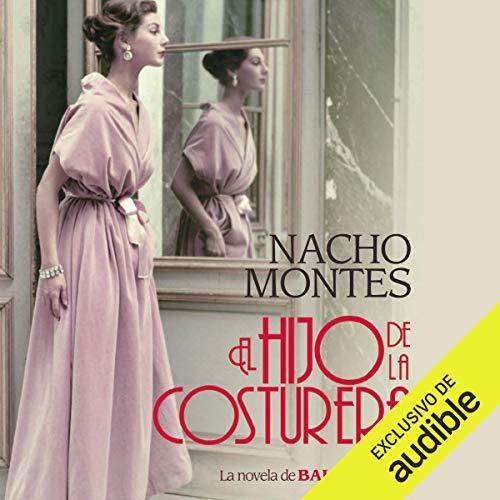 Diseño de la portada del título El Hijo de la Costurera