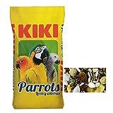 KIKI Alimento Premium para Loros Supreme Saco de 15 kg.