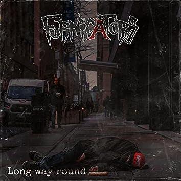 Long way round (feat. Adam Stanley & Kostas Sotos)