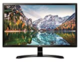 "LG 24UD58-B Monitor per PC Desktop 24"" 4K Ultra HD LED IPS, UHD 3840 x 2160, AMD FreeSync, Multitasking, Display Port, 2 HDMI, Nero"