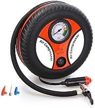 IMPREX Portable Electric Mini DC 12V Air Compressor Pump for Car & Bike Tyre Tire Inflator Pump for Car and Bike Tyre Tire...