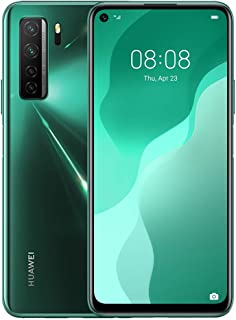 "Huawei Nova 7 SE Smartphone,Dual SIM,128GB ROM,8GB RAM,6.5"" Display-Green"